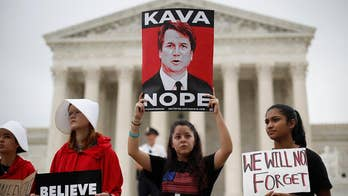 Some Democrats eager to put Justice Kavanaugh on trial