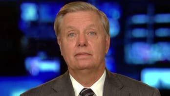 Sen. Lindsey Graham: The Senate is where I need to be