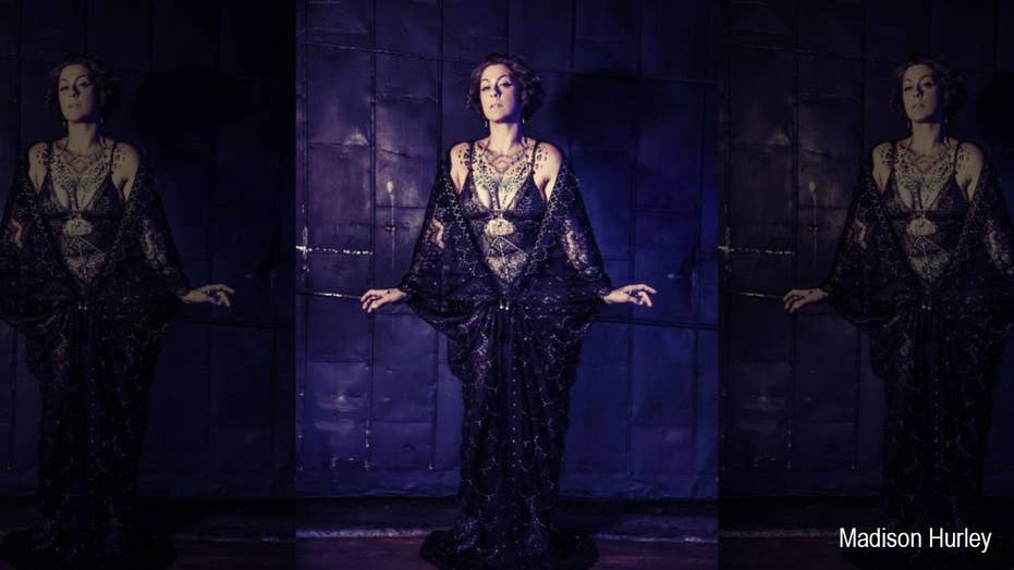 American Pickers Star Danielle Colby Turns To Burlesque