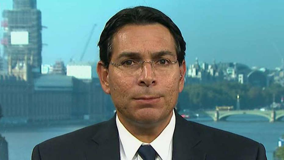 Israeli Amb. Danon: Haley was bold, brave and will be missed