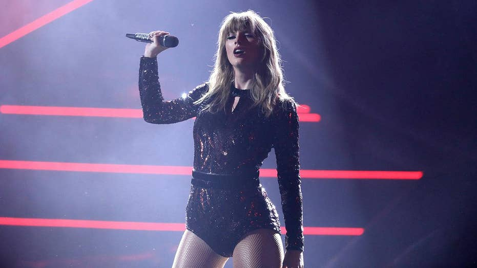 Even Taylor Swift can't help the AMA's and their record-low ratings
