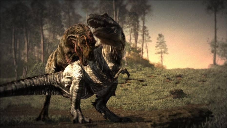 Scary 'Dynamoterror' dinosaur discovered
