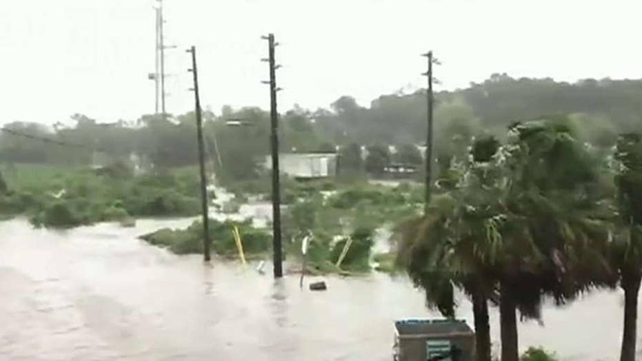 Apalachicola, Florida mayor talks Hurricane Michael impact