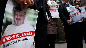 Bipartisan calls to probe disappearance of Saudi journalist