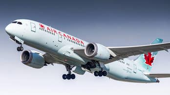71-year-old grandma allegedly kicked off Air Canada flight over 'life-changing' dispute about seat pocket garbage