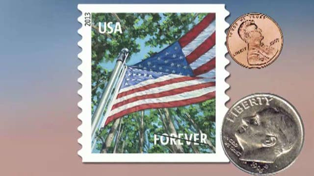 USPS to raise the price of stamps