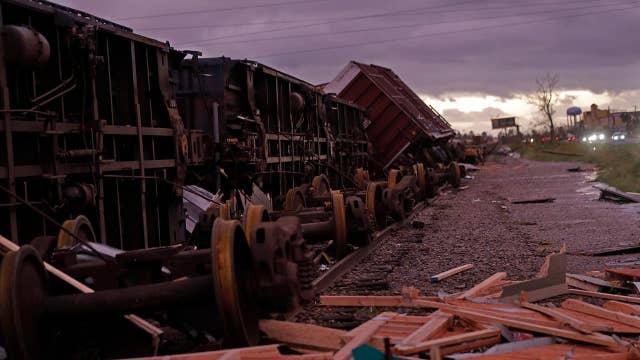 Panama City residents survey damage after Hurricane Michael