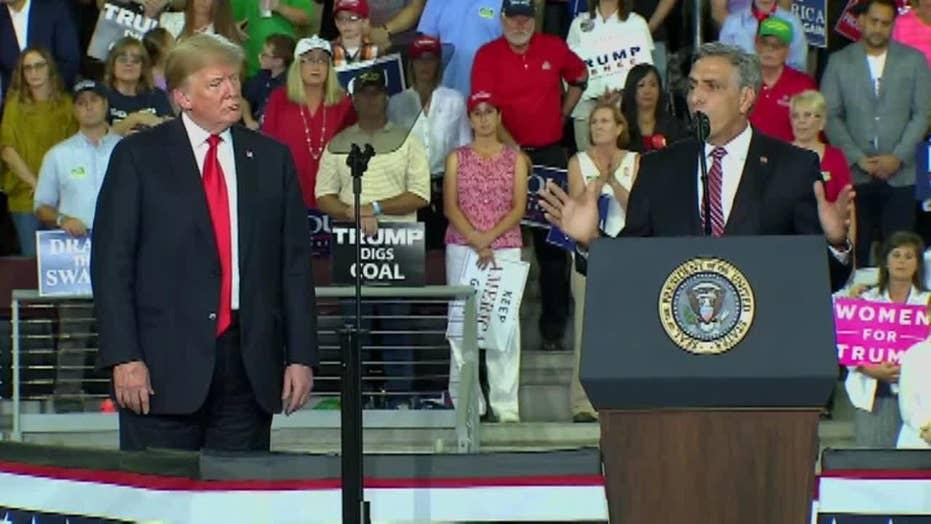 Barletta Joins Trump at Erie Pennsylvania Rally
