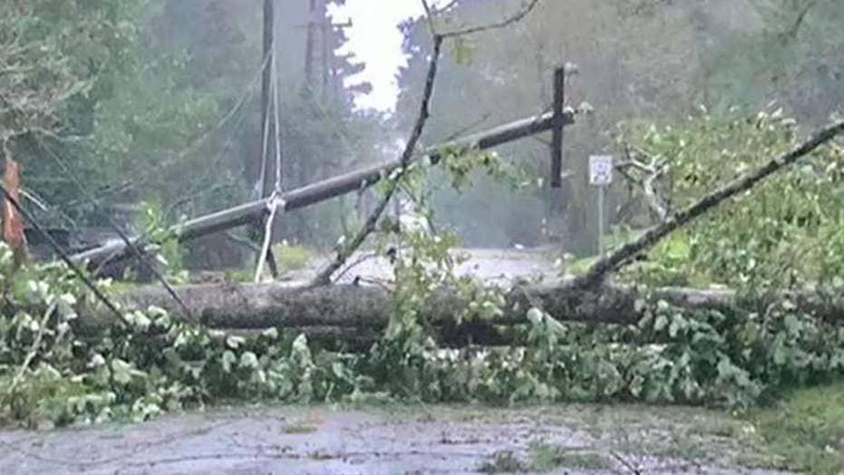 Hurricane Michael slams Tallahassee