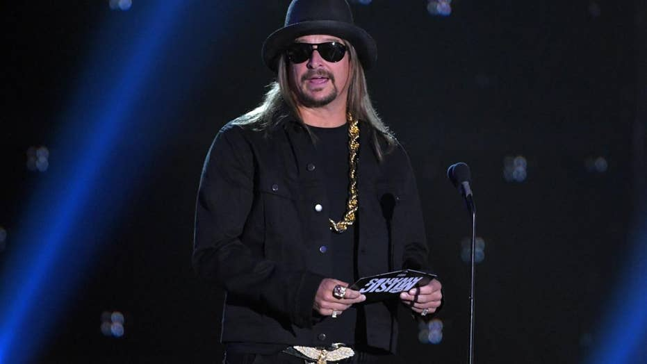 Kid Rock tells reporter Trump should 'fire you'