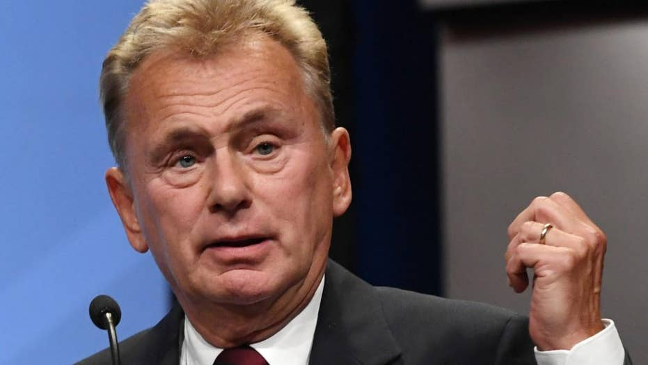 'Wheel of Fortune' host Pat Sajak tells certain fans not to vote