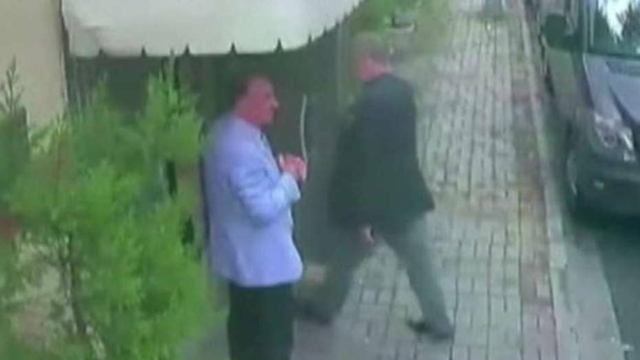 Report: Saudi officials tried to lure Jamal Khashoggi back