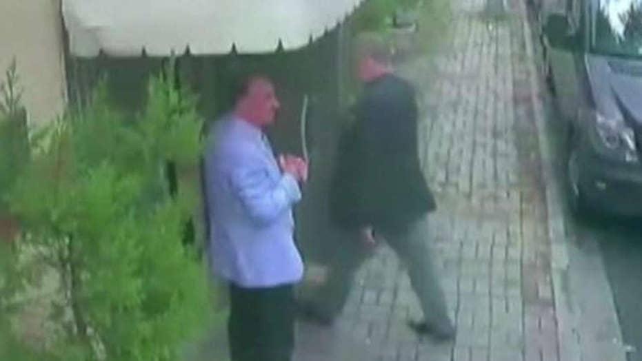 Report: Saudi officials tried to lure Jamal Khashoggi back