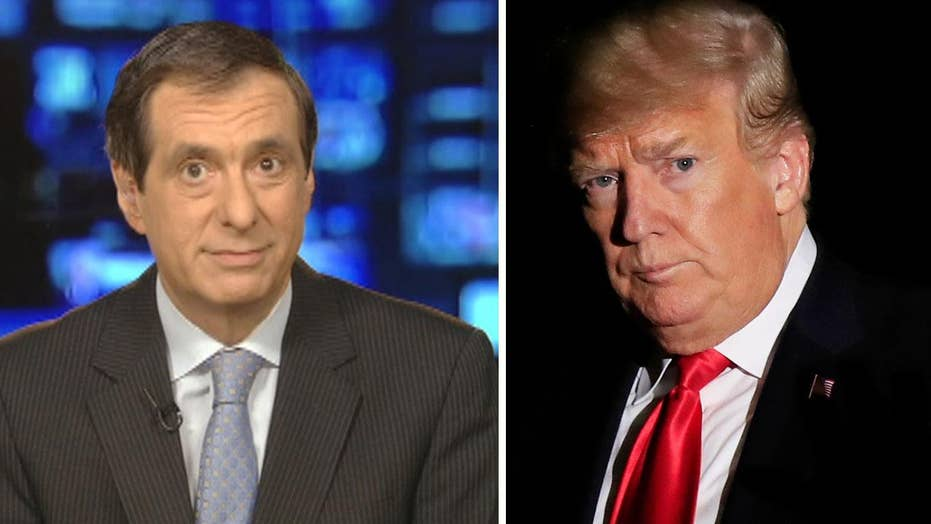 Kurtz: Trump-era frustrations lead to attack on institutions