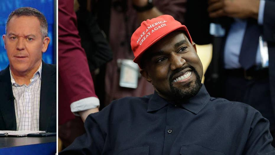 Gutfeld on the Kanye-Trump summit