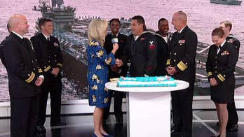 After the Show Show: US Navy turns 243
