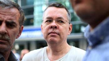 Prosecutor recommends release of Pastor Brunson in Turkey