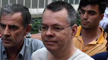 Turkish court releases Pastor Brunson from house arrest