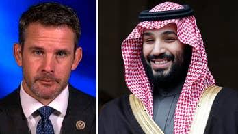 Rep. Kinzinger warns against isolating Saudi Arabia