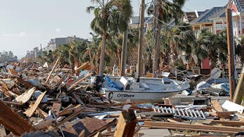 Michael survivor: Hurricane was 'extremely scary'