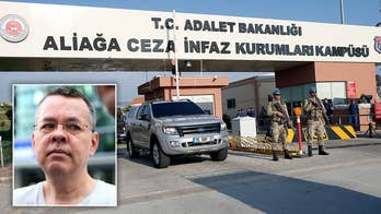 Sen. Graham on US-Turkey relations after pastor's release