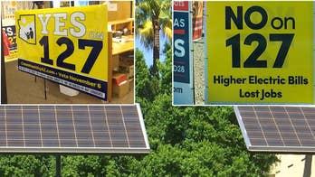 Clean energy ballot measure debate in Arizona