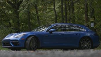 New Porsche is world's most powerful wagon