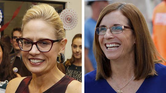 Arizona Senate race gets personal
