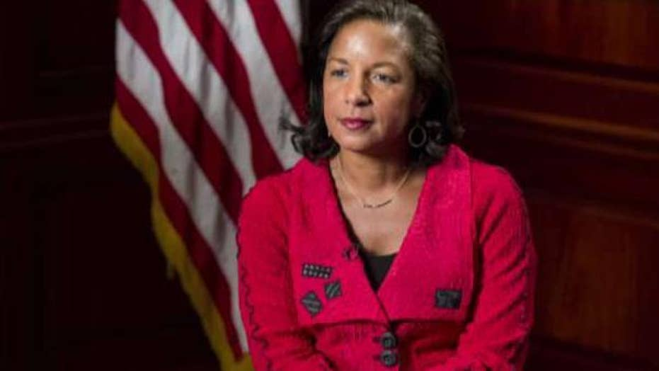 Susan Rice's son allegedly assaulted at pro-Kavanaugh rally