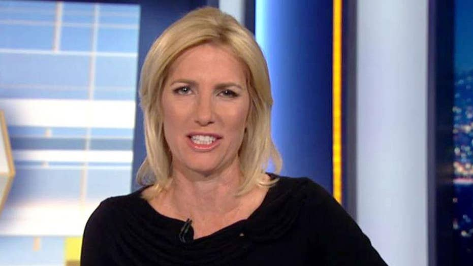 and Ingraham: Liberals freak out as Trump reaches out