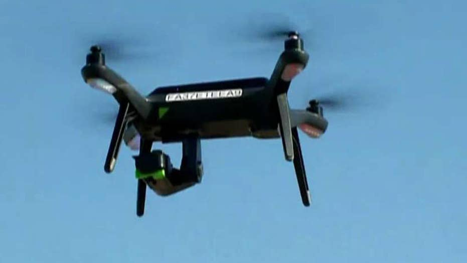FBI issues warning about terrorists with drones