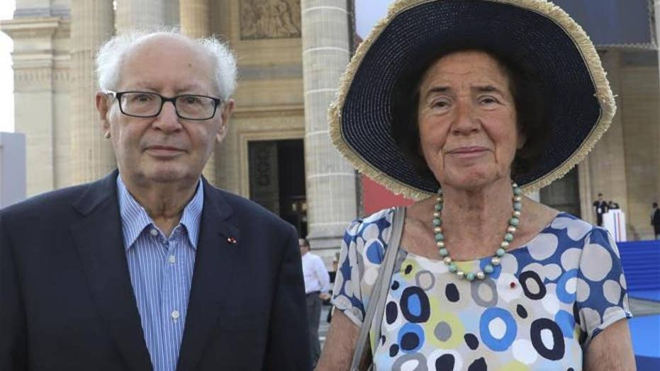 Famous Nazi hunters who found 'Butcher of Lyon' are honored by France