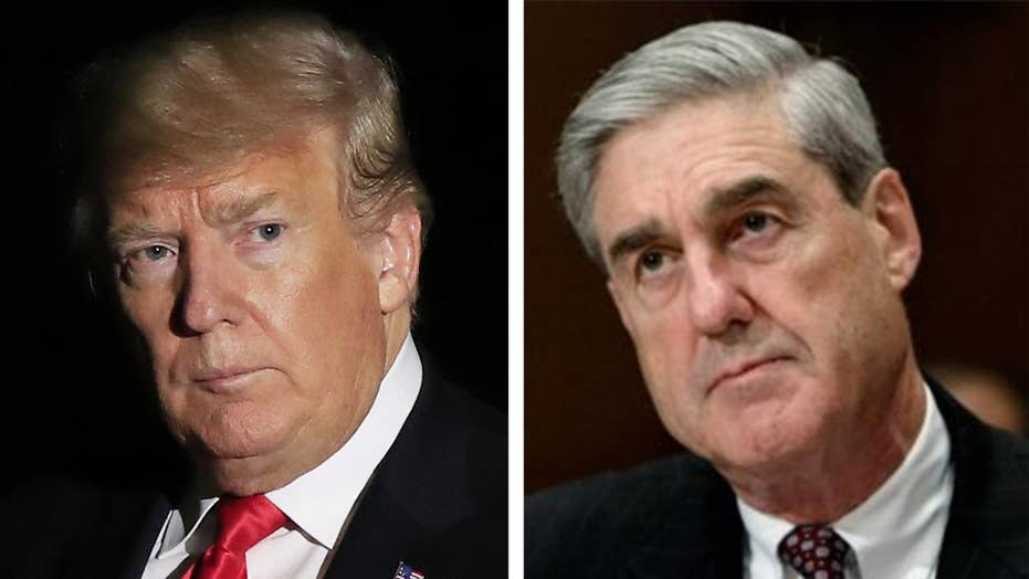 No deal yet on whether Trump will answer Mueller's questions