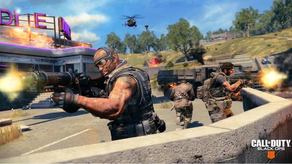'Black Ops 4' a 'Fortnite' killer?