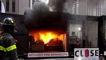 Could a fire sprinkler system save your life?