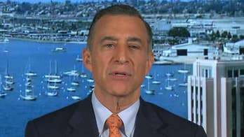Rep. Darrell Issa on the return on Pastor Brunson
