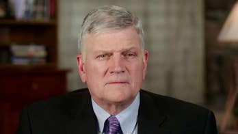 Franklin Graham on treatment of Christians in Turkey