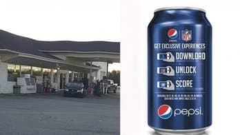 Alabama gas station says 'no' to NFL logo
