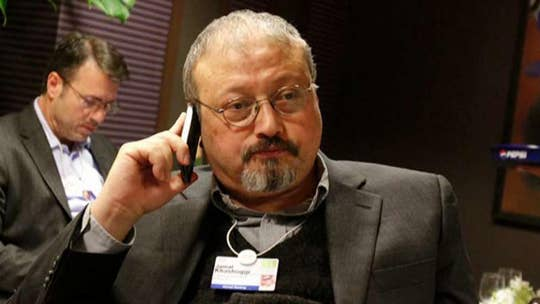Saudi Arabia considers saying activist Jamal Khashoggi was killed by mistake, reports say