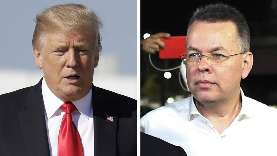 Sekulow: Trump led the charge to get Pastor Brunson freed
