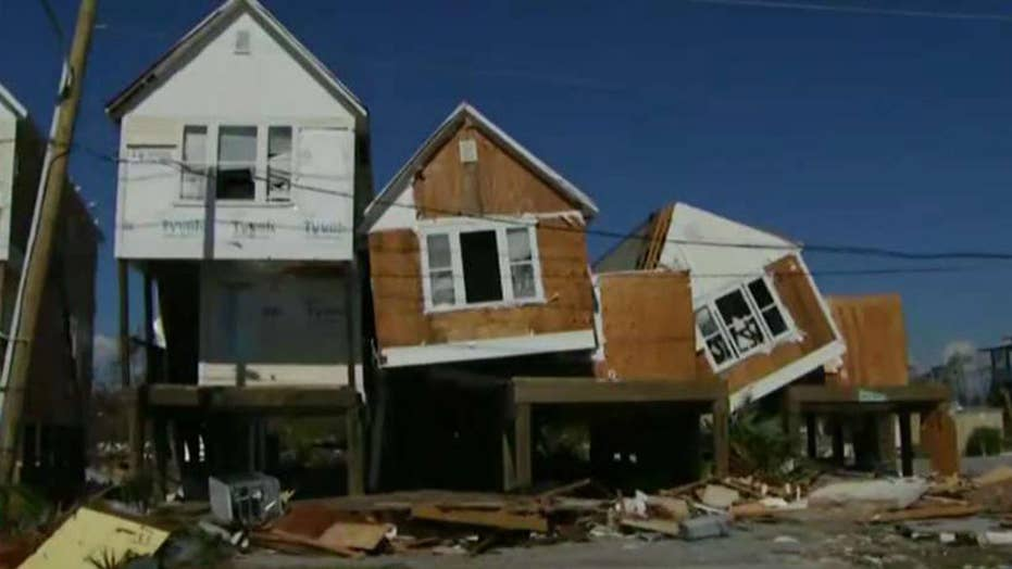 Red Cross appeals for help for Hurricane Michael victims