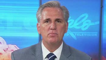 McCarthy is favorite to get speaker role if Republicans keep House, but not a shoo-in
