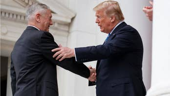 Trump: 'I think I know more about' NATO than Mattis does