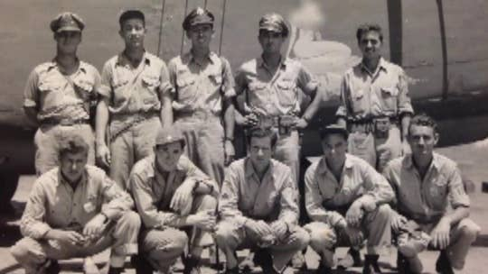 Remains of crew from downed World War II-era plane located in Pacific Ocean