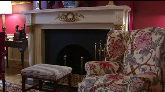 Fox News goes behind-the-scenes of president's guest house