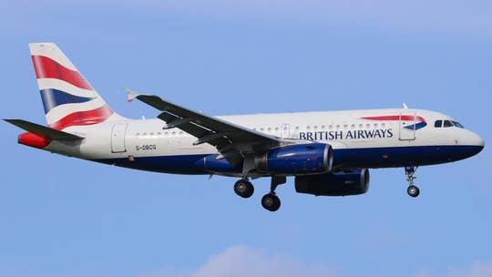 Man exposes himself on British Airways flight