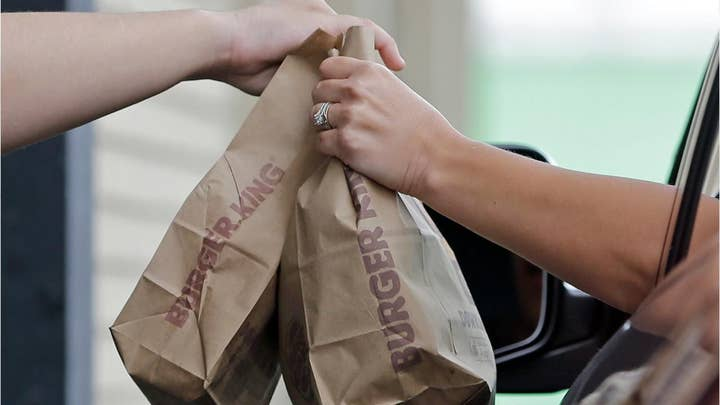 New study finds Burger King has the fastest drive-thru