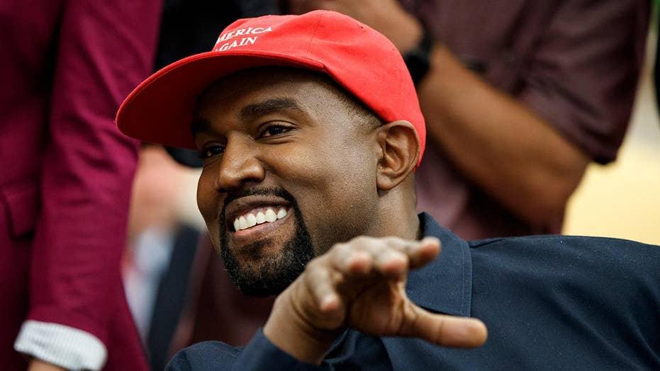 Press pulverizes Kanye