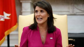 Nikki Haley blasts China, calls government 'straight out of George Orwell'