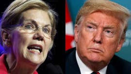 Trump demands Warren apologize for ancestry 'fraud,' mocks 'bogus' DNA test